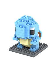 синий ABS Строительные блоки DIY игрушки