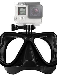 1 Accessoires GoPro Fixation / Masques de Plongée PourGopro Hero 1 / Gopro Hero 2 / Gopro Hero 3 / Gopro Hero 3+ / Gopro 3/2/1 / Tous /
