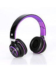 Wireless Stereo Bluetooth 3.0 + EDR Headband Earphone Headset with Mic MP3 for Smart Phones Tablet PC