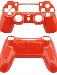Controller Case for PS4 Controller PS4 Case (Black/Red/White)