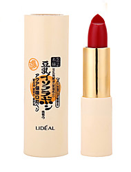 Lipstick Dry / Matte / Mineral Balm Coloured gloss / Long Lasting / Natural Multi-color 1 LIDEAL
