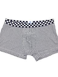 Am Right Hommes Coton / Elasthanne Boxer Short 3 / boîte-AWH031