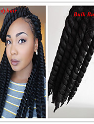 2016 nova moda havana mambo torção trança de fibra kanekalon 100%