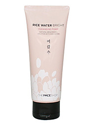 The Face Shop Wet Moisture/Whitening/Oil-control/Cleansing Milk 150G/ML Facial Cleanser