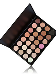 New 28 Color Eye Shadow Matte Shimmer & Glitter Palette Original Color