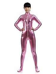 """Костюмы на все тело """"зентай"""" Ниндзя Костюмы зентай Косплэй костюмы розовый Однотонныйтрико/Комбинезон-пижама / Костюмы зентай / Костюмы"""