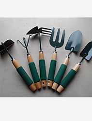 6-piece Iron Garden Tool Set