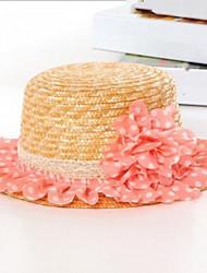 Unisex Sombrero Fedora Vintage / Bonito / Fiesta / Trabajo / Casual-Primavera / Verano / Otoño / Invierno / Todas las Temporadas-Paja