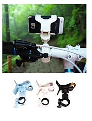 Universal Bike Bicycle Mobile Phone Handlebar Holder Adjustable Width(Ramdon Color)