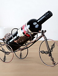 conception tricycle feuille d'érable porte-fer pur millésime du vin