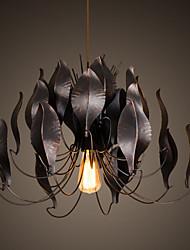 Retro Classic Metal Ceiling Lights, Simple Dining Room  Kitchen Pendant Lamps Bar Cafe Hallway Balcony Pendant Lamp