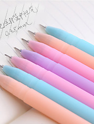 1PC Fresh And Cool Jelly Gel Pen Candy Color Pen
