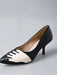 Women's Shoes Stiletto Heel/Pointed Toe Heels Office & Career/Party & Evening/Dress Black/Blue/Fuchsia