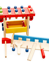 Giocattoli per Ragazzi Costruzioni Blocchi Legno