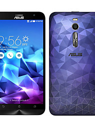"Asus ZenFone2 Deluxe (ZE551ML) 5.5 "" Android 5.0 Smartphone 4G ( Dual SIM Quad Core 13 MP 4GB + 32 GB Blanco / Azul )"