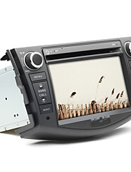 For Toyota RAV 800*480 7Inch In-Dash Car DVD Player with GPS,Bluetooth,iPod,ATV