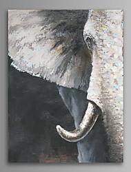 Tier Leinwand drucken Ein Panel Fertig zum Aufhängen,Vertikal