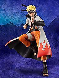 Naruto Naruto Uzumaki 17CM Figuras de Ação Anime modelo Brinquedos boneca Toy