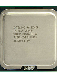 Intel quad-core Intel Xeon e5450cpu 3.0ghz 12m 1333 FSB 775 pode ser transferido