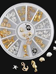 1PC-Bijoux pour ongles-Doigt / Autre- enPunk-6*6*1