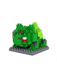 зеленый ABS Строительные блоки DIY игрушки