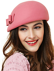 Women Wool Beret Hat,Cute / Party / Work / Casual Spring / Fall / Winter