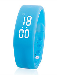 w2 stappenteller slimme armband (LED-display)