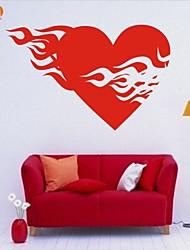 Romance / De moda Pegatinas de pared Calcomanías de Aviones para Pared,PVC S:27*42cm / M:42*66cm / L:55*87cm