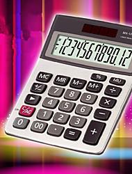 Пластик-Калькулятор-Деловые / Многофункциональные / Солнечная энергия