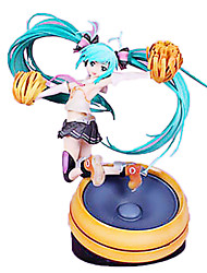Vocaloid Anime Action Figure 22CM Model Toys Doll Toy