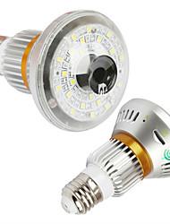 eazzydv hd960p câmera lâmpada ip wireless com armazenamento circular visão noturna movimento Dection e 5watt luz branca