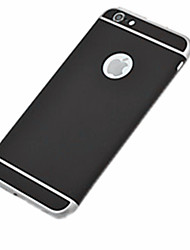 3 in 1 Luxury PC Hard Back Case for iPhone 6s 6 Plus