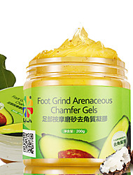 Byfunme  Foot Grind Arenaceous Chamfer Gels  Foot Scrub