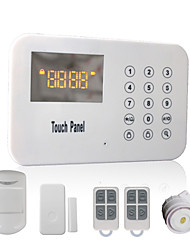 Wireless-Touch-Tastatur pstn Haus Alarmanlage