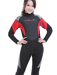 Others Unisex Rash guard / Wetsuit Skin / Diving Suits Diving Suit Ultraviolet Resistant / Quick Dry / Anti-Eradiation Dive Skins 3 to