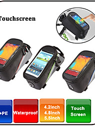 Bolsa para Cuadro de Bici / Bolsa para Guardabarro Ciclismo ParaSamsung Galaxy S4 / Samsung Galaxy S7 / Samsung Galaxy S6 / Samsung
