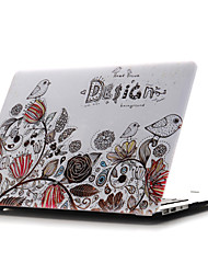 Colored Drawing~21 Style Flat Shell For MacBook Air 11''/13''