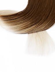 neitsi® 20inch micro anneau boucles extensions de cheveux humains sonne t6-60 de cheveux humains