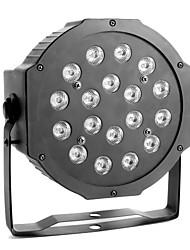 LY-LP011 RGB DMX 18-LED AC90V-220V 24W Stage Light