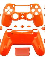 le boîtier du contrôleur de remplacement pour ps4 cas PS4 contrôleur (orange / violet / rose)