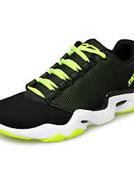 Men's Sneaker Shoes Tulle Black / Blue / Green