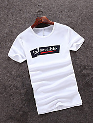 Japanese Short Sleeved t-shirt men 2016 summer new men's Cotton Tunic men's slim short T.