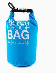 Safety Gear Dry Bag / Waterproof Bag Waterproof Diving / Snorkeling PVC White Orange Green Blue