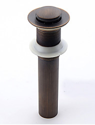 Gadget de Salle de Bain,Néoclassique Cuivre Antique Sur Pied
