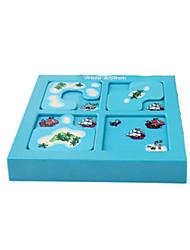 intelligenza giocattolo azione pirata pirata compito labirinto di puzzle labirinto