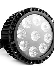 LY-LP045 Waterproof RGBWYI DMX 9-LED AC100-240V 120W Stage Light for Party/KTV/DJ