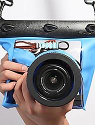 Сухие боксы Водонепроницаемые сумки Чехлы для камер Защита от влаги Подводное плавание и снорклинг PVCОранжевый Зеленый Синий Черный