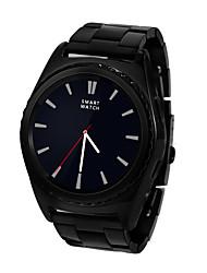 no.1 g4 Smart Watch, Herzfrequenz-Monitor / Schlaf-Tracker / freihändige Anrufe / SMS-Steuerung für Android-Handys