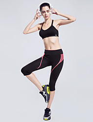 Women's Running Pants Quick Dry Breathable Lightweight Materials Ultra Light Fabric Shorts Pants/Trousers/Overtrousers Bottoms for Yoga