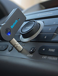 receptor de música Bluetooth inteligente, kit de coche manos libres bluetooth, reproductor de mp3